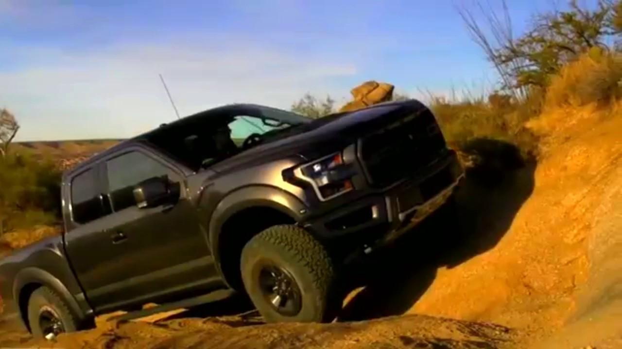 2018 Ford F 150 Raptor Drive Powerfull Performance - YouTube