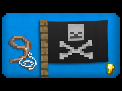 ✔ Minecraft: How to make Miniature Ships