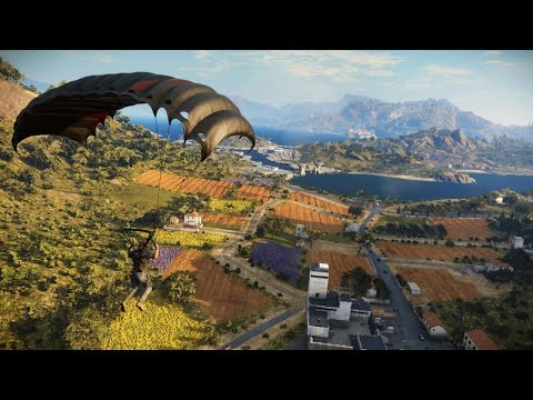 Just Cause 3 – The WingSuit Experience (Inglés)