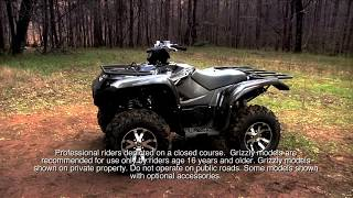Yamaha Grizzly Features & Benefits