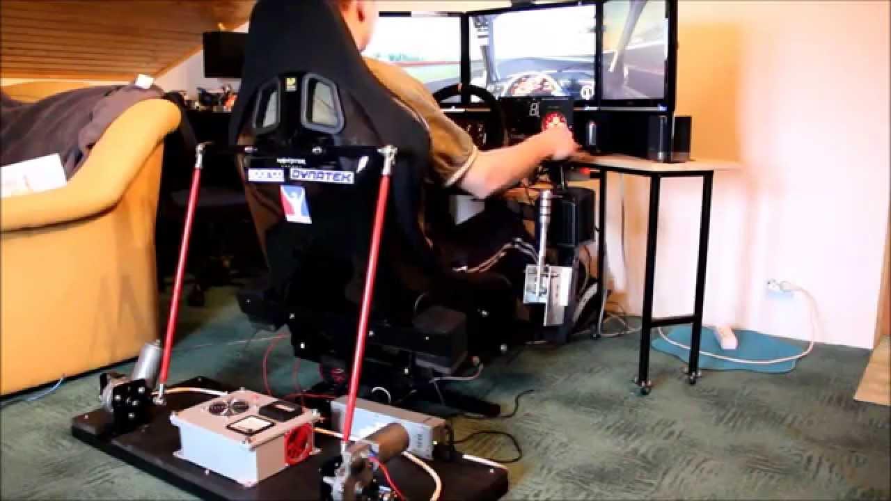 2dof Wiper Seat Mover Youtube
