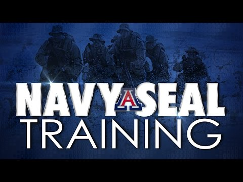 Arizona Football Navy SEAL Training