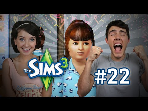 Family Day Out | Sims with Zoella #22