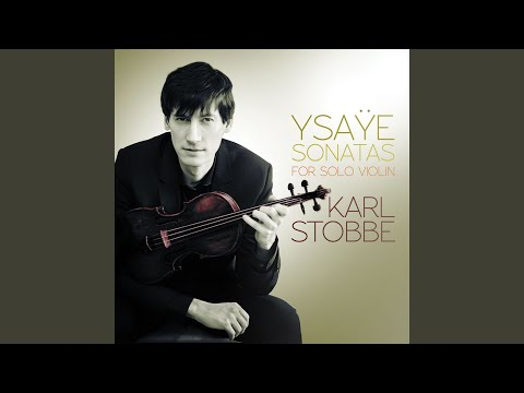 "6 Sonatas for Solo Violin, Op. 27 No. 6 in G Major ""Manuel Quiroga"": I. Allegro giusto non..."