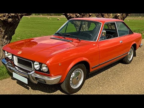 Fiat 124 sport coup story year 1967 1975 terza puntata youtube - 1975 fiat 124 sport coupe ...