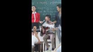 Nồng Nàn Hà Hội - Vũ Phong - Về Trường BTX