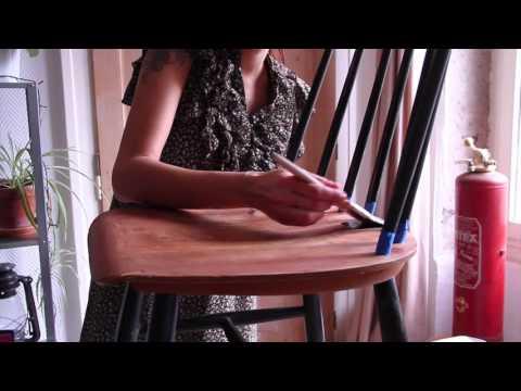 comment relooker une vieille chaise en bois? - 0 - Comment relooker une vieille chaise en bois?