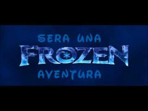Tarjetas Invitacion Cumpleaños Frozen Animada En Video 002