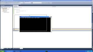 Быстрый старт в Visual Studio 2010: Hello world на языке С(Си) и не только