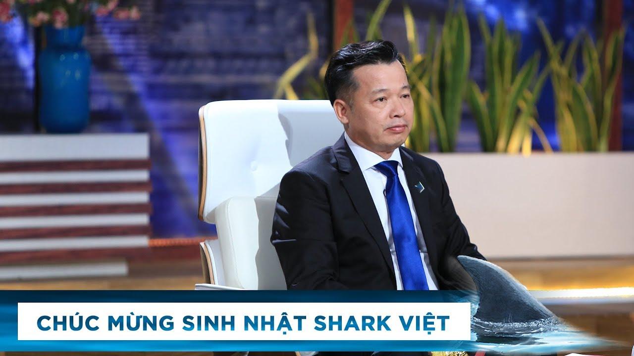 Chúc Mừng Sinh Nhật Shark Nguyễn Thanh Việt