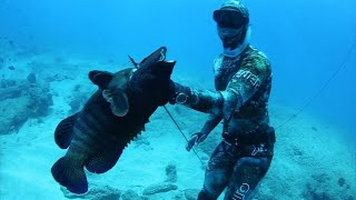 Hawaii Spearfishing - Of Man And Sea