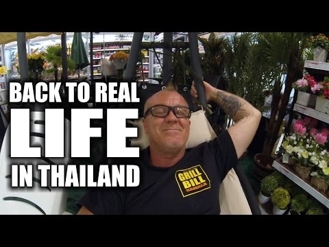 BACK TO REAL LIFE IN PHUKET – THAILAND