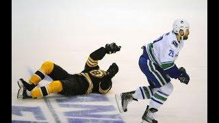 NHL Blindside Hits
