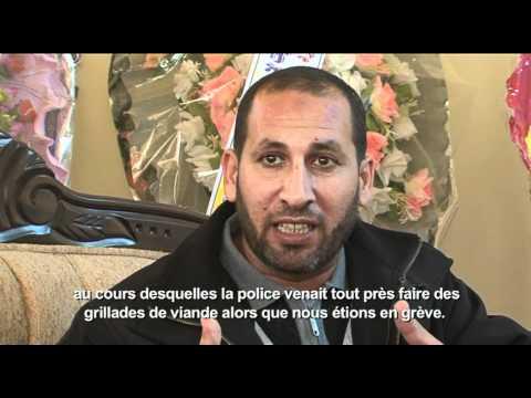 Libres dans la prison de Gaza