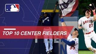 Trout, Bellinger headline Top 10 center fielders right now