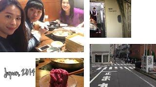 Cherrie's Daily~ Vlog in Tokyo (part1) Thumbnail