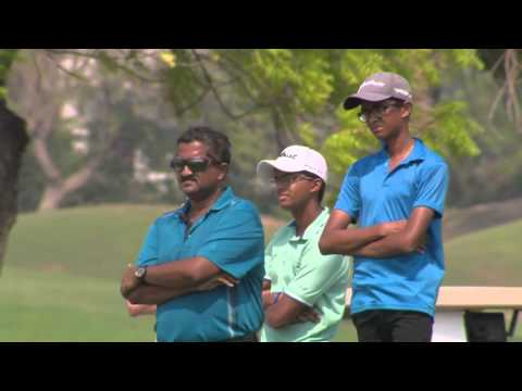 2015 MENA Golf Tour's ASCORP GOLF CITIZEN Abu Dhabi Open (Arabic)