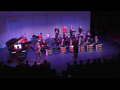 NC State Jazz Ensemble 1: The Best Is Yet To Come (Fall 2017)