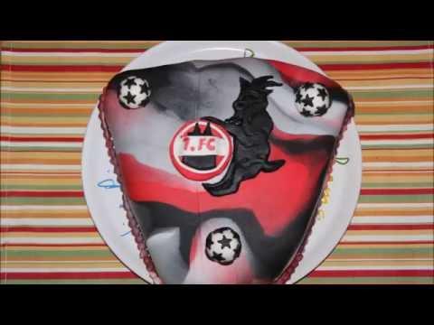Fussbal Torte Fc Koln Youtube