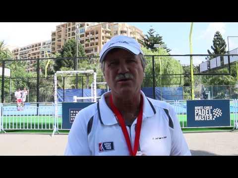 Interview de Horacio Alvarez Clementi : L'histoire du padel