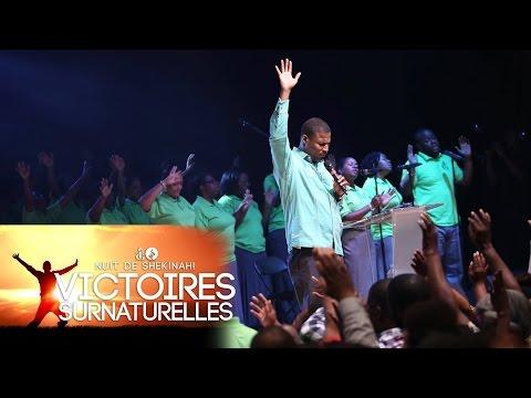 Pasteur Gregory Toussaint | Nuit de Shekinah | Victoires Surnaturelles