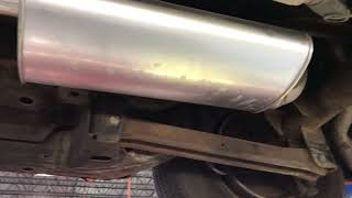 1969 FORD GALAXIE XL GT UNDERCARRIAGE - MOTOR CITY CLASSIC CARS