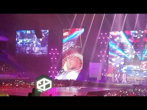 180707 The EℓyXiOn in Malaysia: LOTTO [FANCAM]