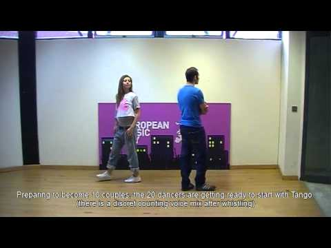 EMD ATHENS VOICE Flash Mob Tutorial 2011 Sequence 1