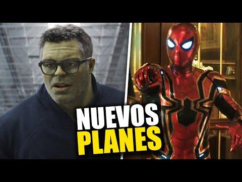 ¡NUEVOS PLANES! Ya están planeados los próximos 5 años de Marvel Studios