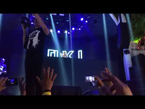 Steve Aoki - Cake song @ Ibiza Night Club, Odessa, Ukraine (2017.08.17)