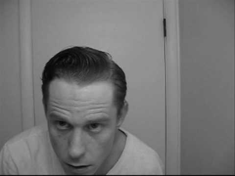 How To Do A Pompadour Hair Style Johnny Rebel Style Youtube