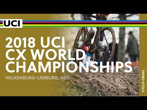 2018 UCI Cyclo-cross World Championships – Valkenburg-Limburg (NED) / Men Juniors