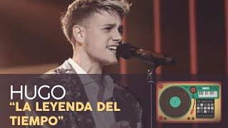 Смотреть клип Hugo - La Leyenda Del Tiempo