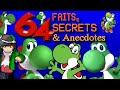 64 Faits, Secrets et Anecdotes - YOSHI - FR/QC