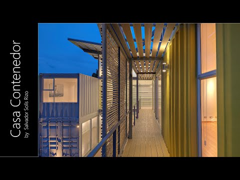 Casa Incubo | Shipping Container House | Case Study