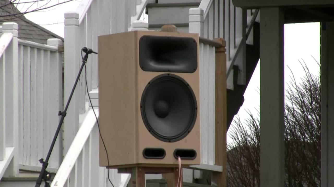 Sentinel v2.0 DIY Speaker Design - YouTube