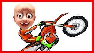 Hanzo - Birbirinden komik absürt hikayeler.Mr Komik adam animasyon.eğlenceli parodi.motor yarışı