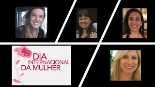 DIA INTERNACIONAL DA MULHER - Central de Boas Novas