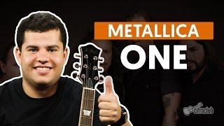 Baixar One - Metallica (aula de guitarra)