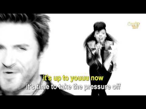 Duran Duran - Pressure Off (Karaoke) | CantoYo