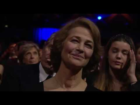Charlotte Rampling   Abstract THE 28TH EUROPEAN FILM AWARDS   12 December 2015   Berlin, Germany