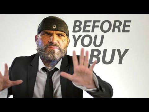 Gears 5 - Before You Buy