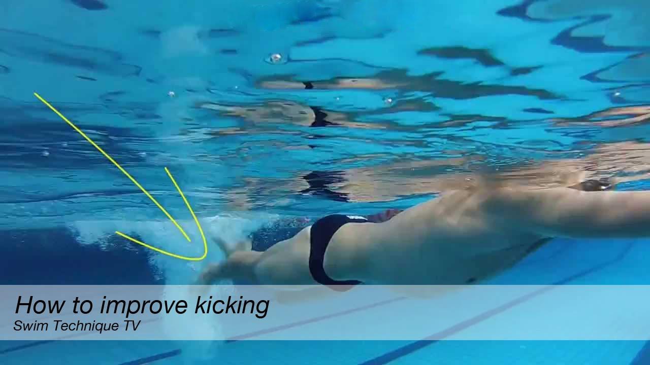 How to swim right