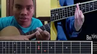 Lagu Rohani - Satu Satunya (Guitar Jazz Melody Tutorial)