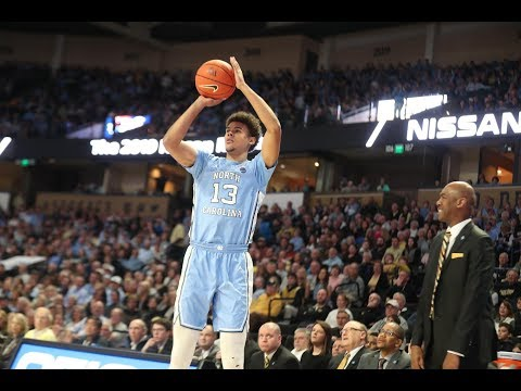 UNC Men's Basketball: Tar Heels Blow Past Wake Forest, 95-57