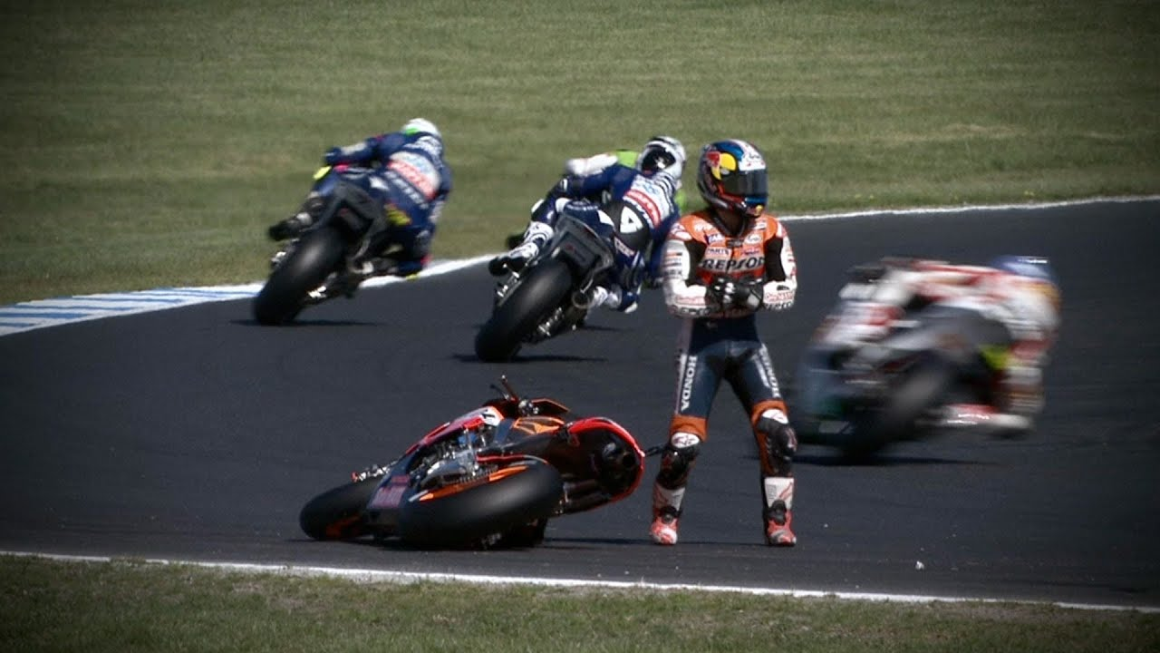 The best MotoGP™ action from 2012
