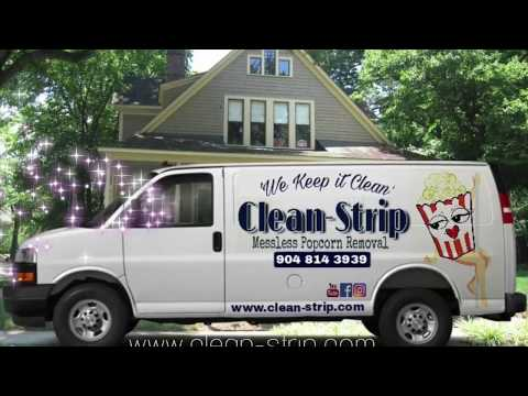 Popcorn Ceiling Removal. Younger Walkthrough