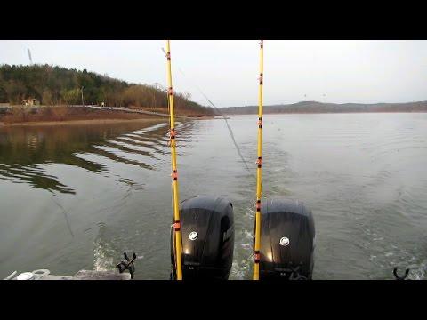 FISH4FUN:  JUGGING FOR BLUE CATFISH ON TRUMAN LAKE