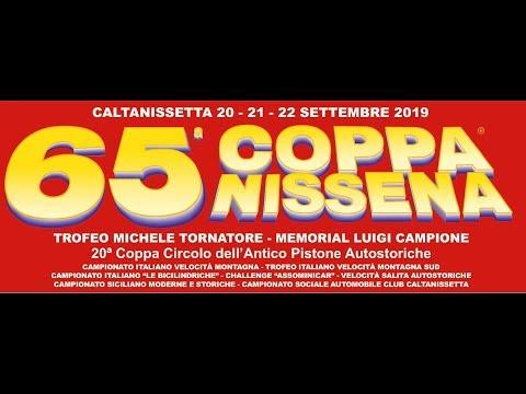 65° Coppa Nissena - Le Curve Dell'agrario