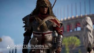 Assassin's Creed: Origins — трейлер DLC Pack Roman Centurion